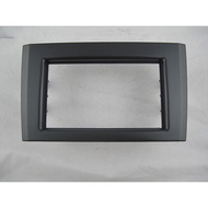 VOLVO XC90 2003'-2010'汽車音響面板框黑色