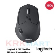 Logitech M720 Triathlon Wireless Bluetooh Mouse