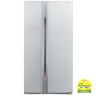 Hitachi R-S705P2MS Side By Side Fridge