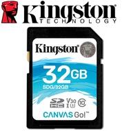 Kingston 金士頓 32GB SDHC SD UHS-I U3 V30 記憶卡 SDG/32GB