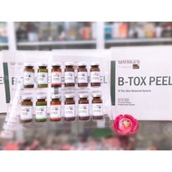 B-TOX PEEL MATRIGEN Biological Algae Skin Replacement Set