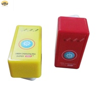 Obd 2, With Reset Button, For Diesel Car Performance Chip Tuning Box Plug