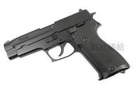 【戰地補給】台灣製華山FS-9910 P220 P-220全金屬黑色操作槍、模型槍