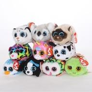 10 Styles New Tsum Tsum Ty Original Teeny Tys Mabs Giraffe Plush Toy 10cm Stuffed Animal Doll Cute K