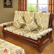 實木沙發墊 木沙發坐墊海綿木沙發墊 椅墊/一體成形 符合人體工學設計 (50CM/55CM)