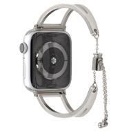 สายรัด Apple สำหรับ Iwatch,สายรัดข้อมือโลหะสเตนเลสสตีล Applewatch1/2/3/4ขนาด38/40/42/44มม.