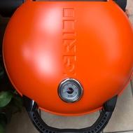 二手O-GRILL 攜帶型烤肉爐600MT(附原廠防塵袋)