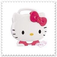 ♥小花花日本精品♥ Hello Kitty 蛋糕機 鬆餅 鬆餅機 餅乾DIY 大臉造型 23013100