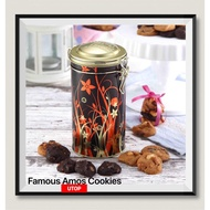 [Shop Malaysia] [Freshly Baked] Famous Amos Cookies Canister (170g)