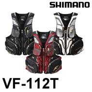 SHIMANO VF-112T  LIMITED PRO【海天龍釣具商城】頂級旋鈕款 救生衣