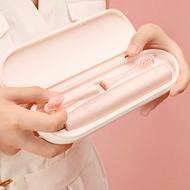 Ocelan 歐可林 X專業版/Z1音波電動牙刷旅行盒(白粉)