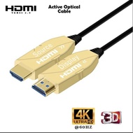Hdmi To Hdmi Optical Cable 4k 30m / Hdmi Optical Hdmi Cable 4k 30meter