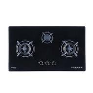 [HOB + HOOD] Fujioh FH-GS5530 SVGL Glass Hob + Fujioh FJS900R (Black) Chimney Hood