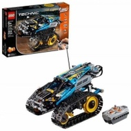 LEGO 樂高  Technic Remote-Controlled Stunt Racer 42095 Building Kit , New 2019(324 Piece)