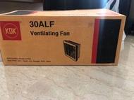 KDK 30ALF Ventilation (Ventilating) Exhaust Fan