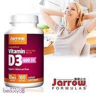 Jarrow賈羅公式 非活性維生素D3軟膠囊
