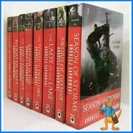 สินค้าขายดี The Witcher Complete set 8 books มือหนึ่งภาษาอังกฤษ พร้อมส่ง!!