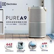 Electrolux伊萊克斯 9-14坪 Pure A9高效能抗菌空氣清淨機 PA91-406GY