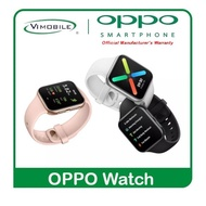 OPPO Watch (Free NTUC Voucher) | 1 year warranty by OPPO Singapore