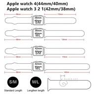 โค้ดลด10% สาย Applewatch Series 5/4/3/2/1 สายนาฬิกา applewatch สาย apple watch apple watch band สายนาฬิกาซิลิโคน