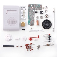 AM / FM stereo radio kit FM and AM radio parts For Learner