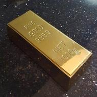 Miniature Emas Batangan / Fine Gold 999.9 / Miniature Emas Batangan 1 kg Asli Kuningan