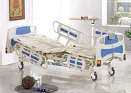 電動病床/電動床 耀宏交流電力可調整式病床(未滅菌)YH320 加護型電動醫療床 (3馬達)【好禮三重送移動式餐桌+透氣防水中單+床包】