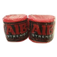 AIBI Cotton Hand Wrap- Red Flag