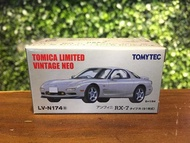 1/64 Tomica Infini Mazda RX7 Type R Silver TLV-N174a【MGM】