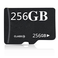 AKED 256GB SD Micro Memory Card with Free Adapter, High Speed 256 GB SD Micro Card Class 10 Memory
