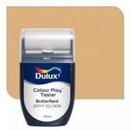 สีขนาดทดลอง Dulux Colour Play™ Tester - Butterfield 20YY 51/306