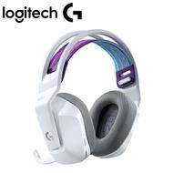 Logitech 羅技 G733 RGB炫光無線電競耳機麥克風 白