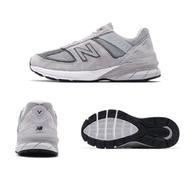 NB 990v5 休閒鞋 麂皮網布 灰 男M990GL52E/ 女W990GL5D Sneakers542