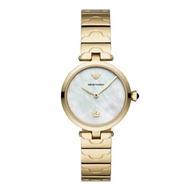 Emporio Armani AR11198 Analog Quartz Gold Stainless Steel Women Watch [Pre-Order]
