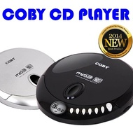 [COBY] PORTABLE CD PLAYER/MP3/AUDIO PLAYER