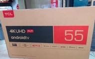 LG   55 inch smart tv brand New