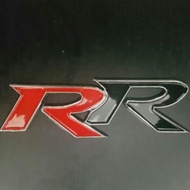 【安喬汽車精品】本田 HONDA RR 標誌 水箱罩 後車箱 RR 後桶蓋 CIVIC8 CIVIC9 FIT CRV