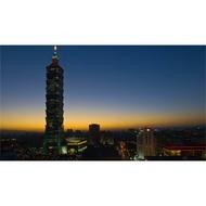 BD,HD 影片素材:01231 P04Mzo-12a 跨年煙火秀 & 101大樓