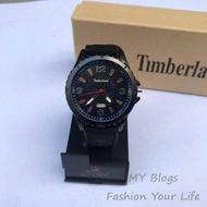 New Design Timberland Leather Watch 100%ORIGINAL