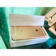 iPhone 6s 64G 二手空機/送全新保護貼含耳機完整盒裝出售