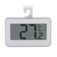 SunnyShop Kitchen Large LCD Refrigerator Thermometer Fridge Freezer with Adjustable Stand Magnet Digital Thermometer