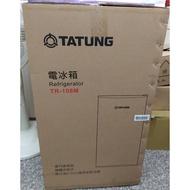 TATUNG 大同單門冰箱 108L 雅緻白 TR-108M-W
