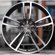全新保時捷Cayenne 5孔130 20吋鋁圈21吋鋁圈Macan/Panamera/boxster/cayman