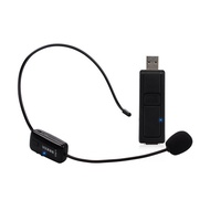 UHF Wireless Microphones Stage Wireless Headset Microphone System Mic For Loudspeaker Teaching Meeti