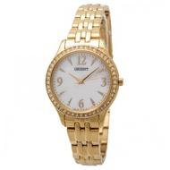 Orient Classic Small Quartz Watch (QC10003W)