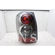 ●○RUN SUN 車燈,車材○● 全新 馬自達 MAZDA 04 05 06 07 MPV 正廠 紅心圓 尾燈 一顆