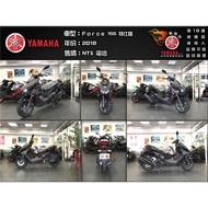 【輪騎穩】2018 山葉 YAMAHA Force 155 特仕 可分期/試乘 ( 勁戰 Force BWS )