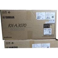 客戶託售 全新未拆 YAMAHA RX-A3070 環繞擴大機