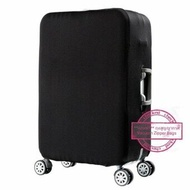 """ผ้าคลุมกระเป๋าเดินทาง (Luggage Cover Protector) รุ่น C550 Size-M (22-24 นิ้ว) """"แถมฟรี ถุงสูญญากาศ Vacuum Zipper Bag"""""""
