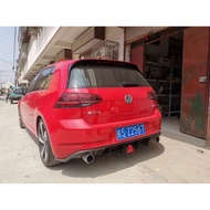[LLauto] VW GOLF 7.5 代 GTI 專用 後下巴  (含第三煞車燈)